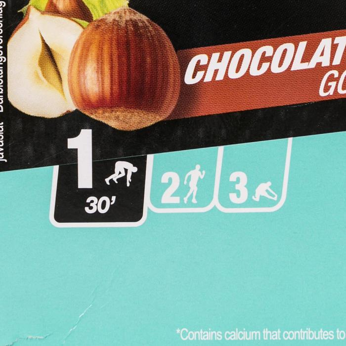 Crème énergétique ENERGY CREAM chocolat noisettes 3x100g - 1337430