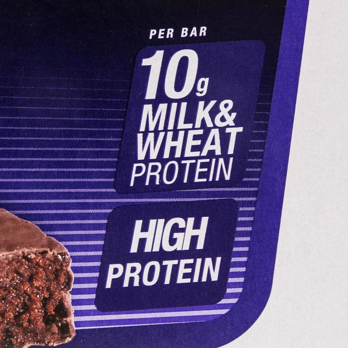 Barre protéinée AFTER SPORT brownie 5x40g - 1337434