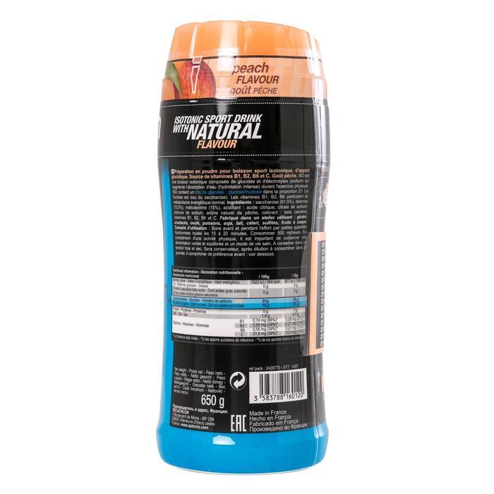 Bebida isotónica en polvo ISO melocotón 650 g