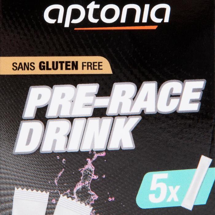 Poederbereiding voor warm-up drank Pre Race Drink rode vruchten 5x 20 g
