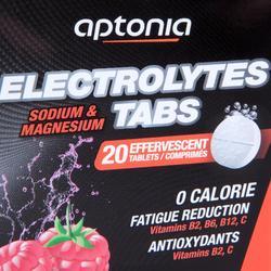 Elektrolyt-Brausetabletten rote Früchte 20×4g