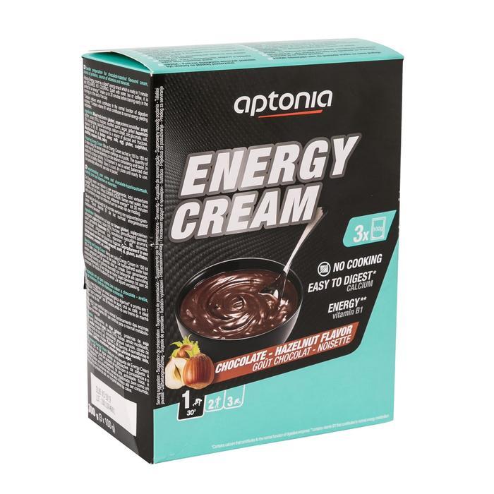 Crème énergétique ENERGY CREAM chocolat noisettes 3x100g - 1337470