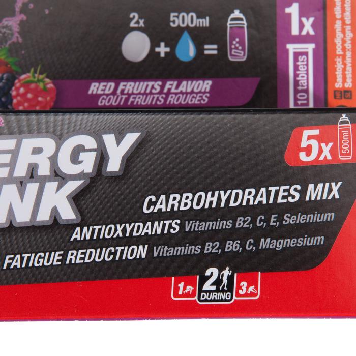 Boisson isotonique tablettes ENERGY DRINK TABS 10x12g - 1337478
