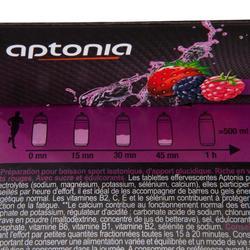 Bebida isotónica en tabletas efervescentes Frutos rojos 10 x 12 g