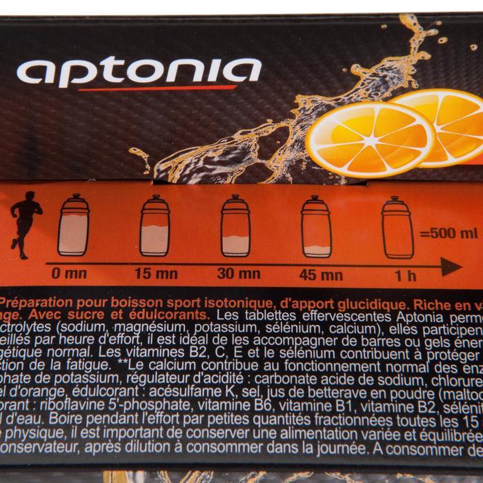 Bebida isotónica en tabletas efervescentes naranja 10 x 12 g