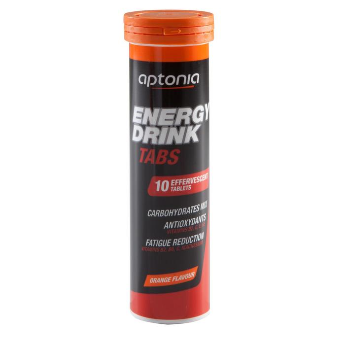 Boisson isotonique tablettes ENERGY DRINK TABS 10x12g - 1337510