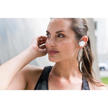 Kopfhörer kabellos Laufen ONear 500 Bluetooth weiß