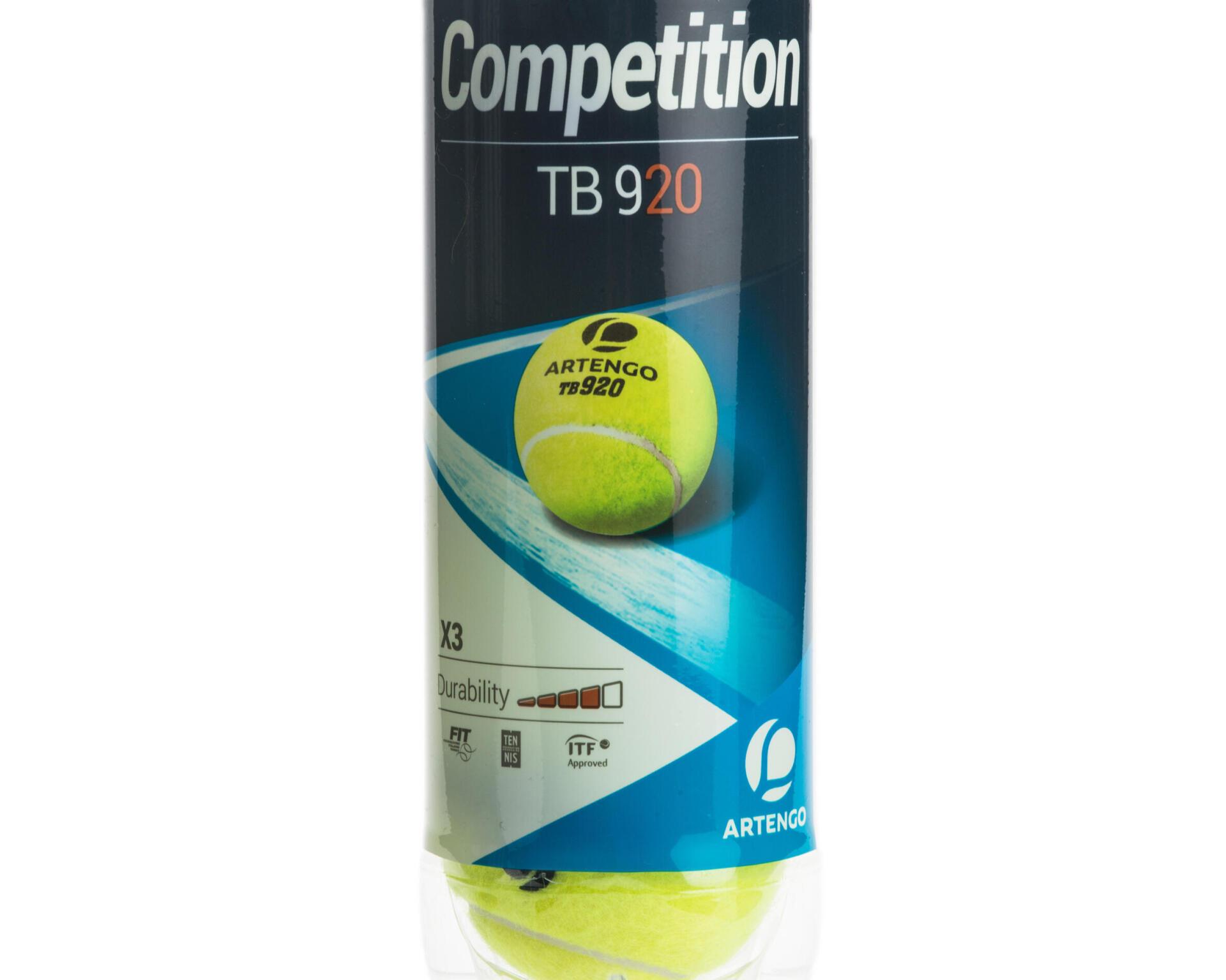 tb920 pressurised tennis ball