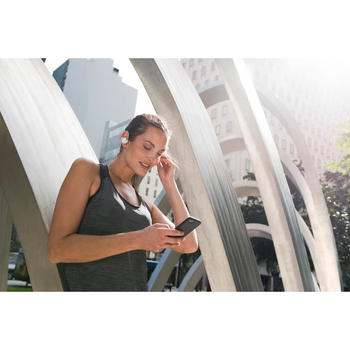 Ecouteurs Running sans fil ONear 500 Bluetooth Blancs