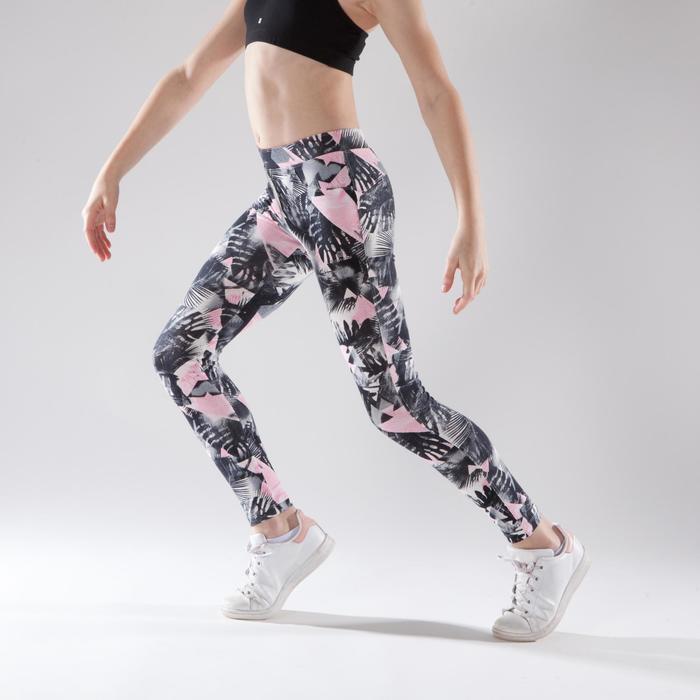 Legging imprimé danse fille - 1337612