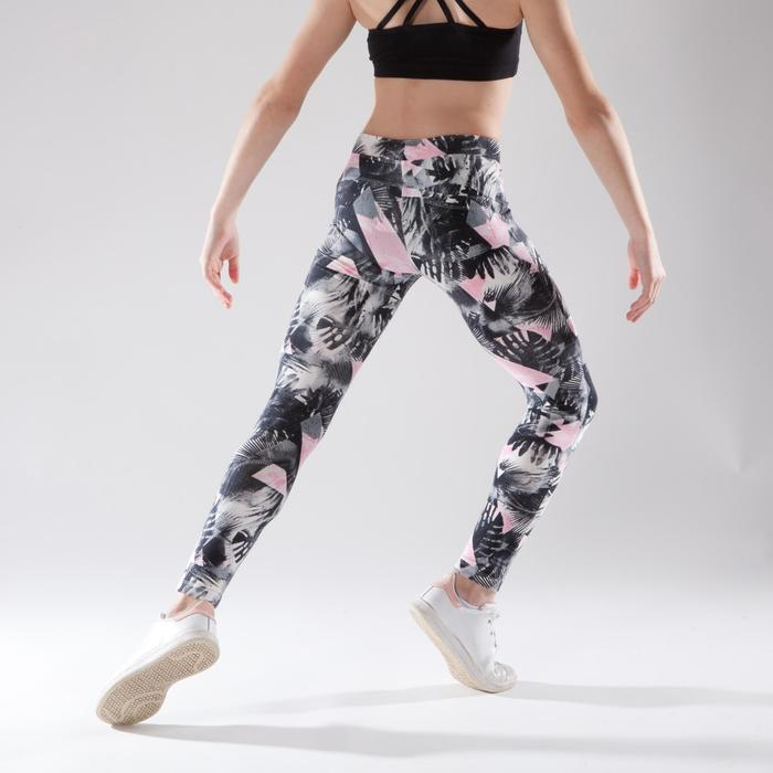 Legging imprimé danse fille - 1337646