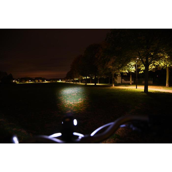 Fahrradbeleuchtung Set Front-/Rücklicht Fischer LED 20 LUX
