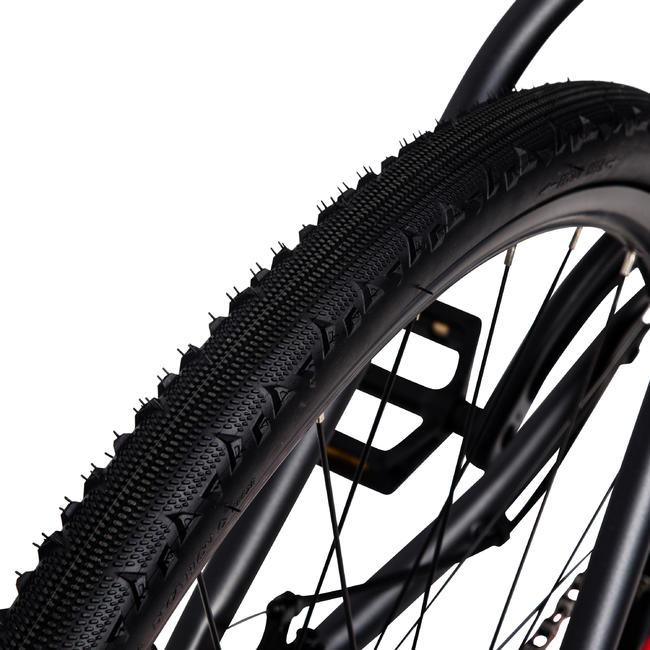 BTWIN RIVERSIDE 500 HYBRID CYCLE