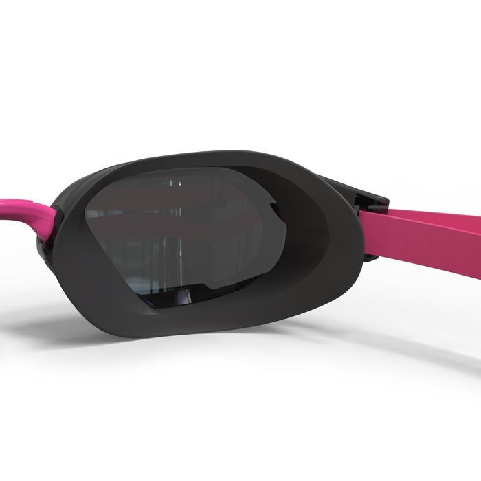 Lunettes de natation B-FAST noir rose - 1337730