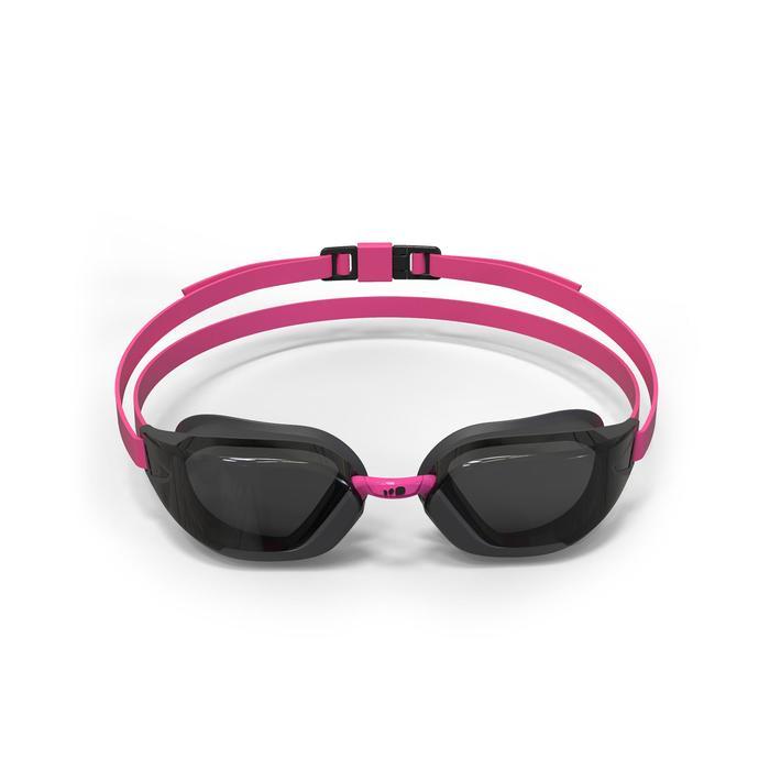 Lunettes de natation B-FAST noir rose - 1337733