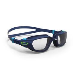 Zwembril Spirit maat L blauw