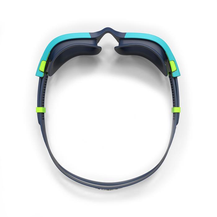 Gafas Natación Piscina Nabaiji SPIRIT Talla S Azul Verde