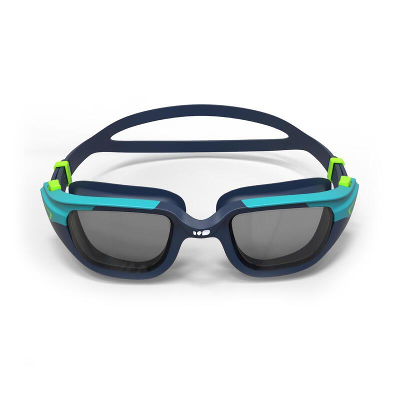 Lentes de natación SPIRIT talla S azul y verde