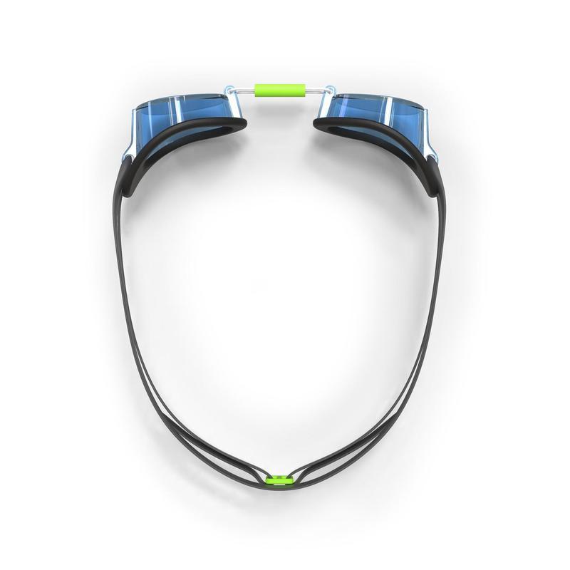 Swimming goggles, masks - 900 Swedish Swimming Goggles - Black Blue, Clear  Lenses