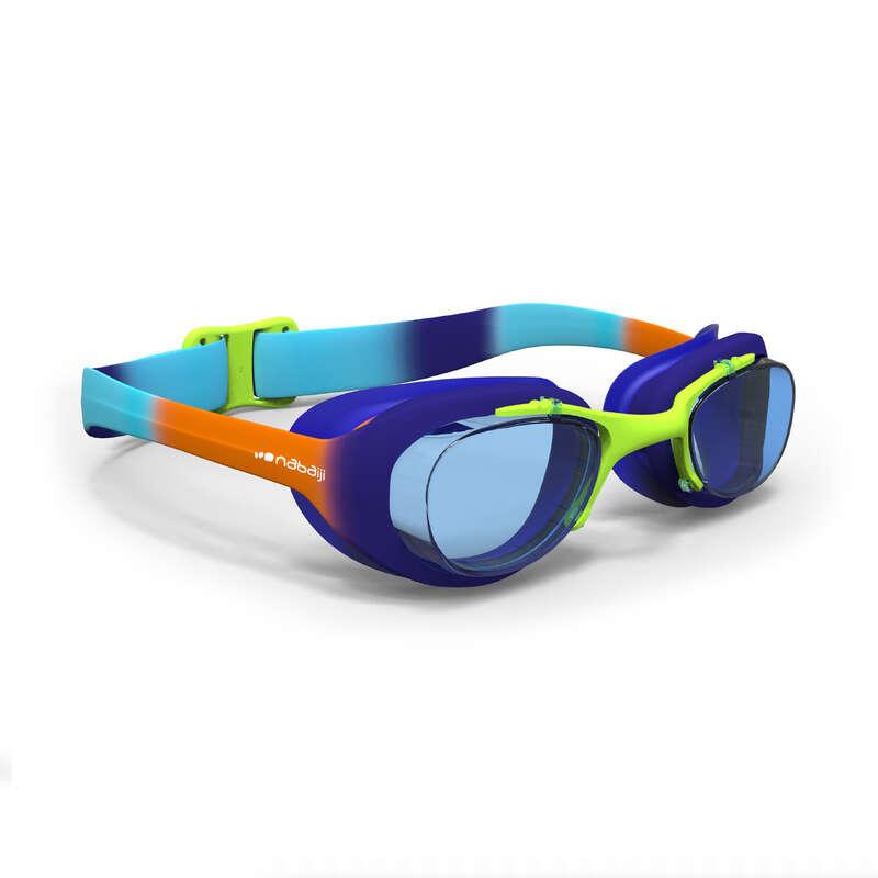 OCCHIALINI E MASCHERE NUOTO Sport in piscina - Occhialini XBASE DYE NABAIJI - Accessori e Materiale Nuoto