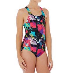 Badeanzug Swim Pro Mädchen multicolor