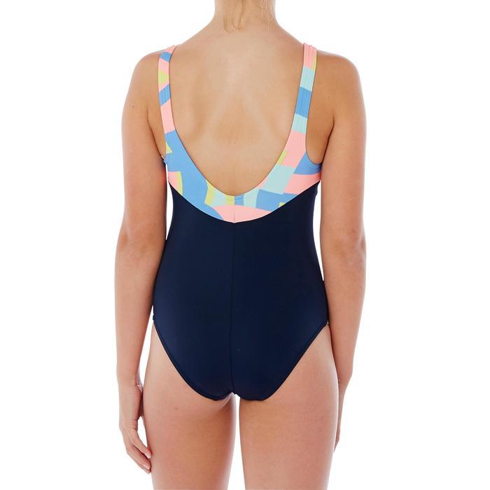 Maillot de bain de natation fille une pièce Loran - 1337838