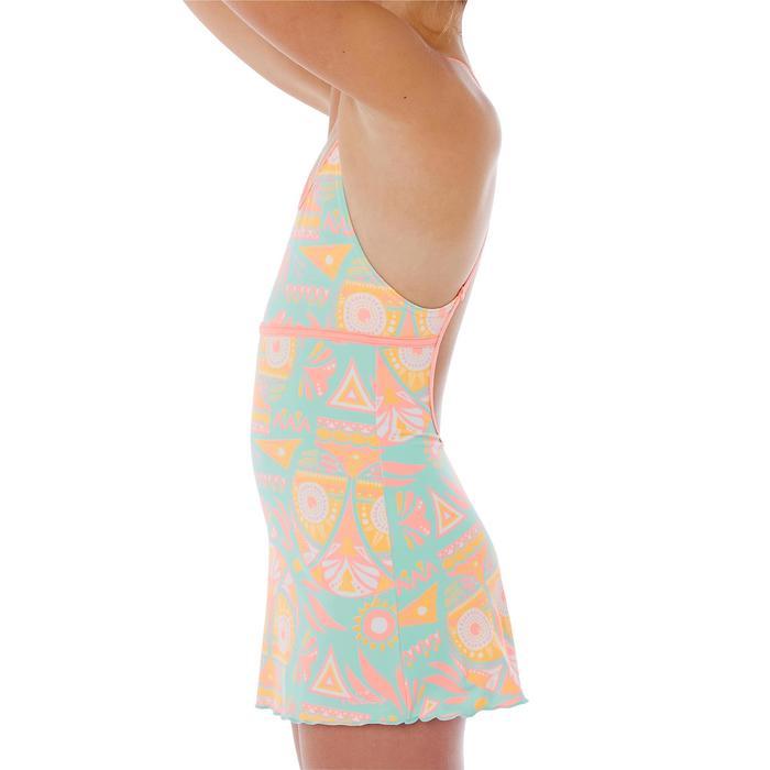 Maillot de bain de natation fille une pièce Riana dress dal - 1337844