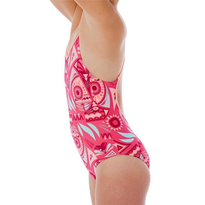 Maillot de natation fille une pièce Riana Popi - 1337852
