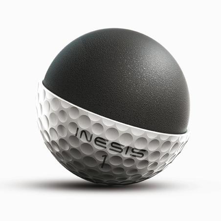 Balle de golf SOUPLE 500 Mate X 12 Jaune