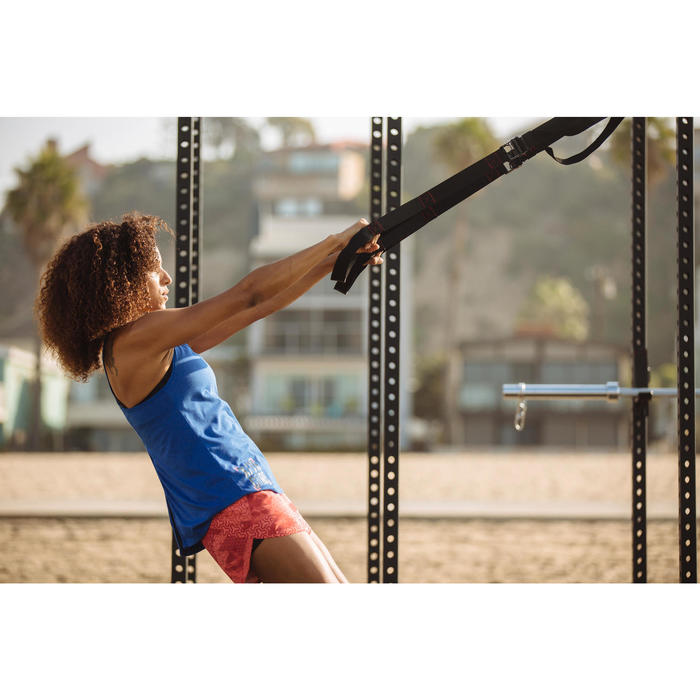 Suspension trainer voor crosstraining Domyos Strap Training 100