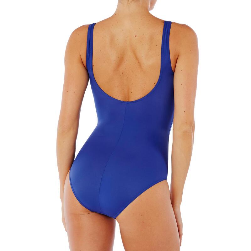 Heva Women's One-Piece Swimsuit - Blue