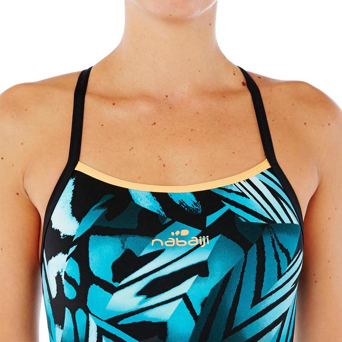 Maillot de bain natation une pièce ultra résistant au chlore femme Jade - 1337978