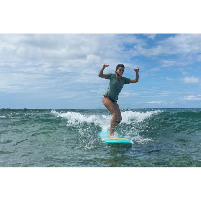 Bas de maillot de bain de surf femme nouée côté SOFY ORIGAMI - 1338082