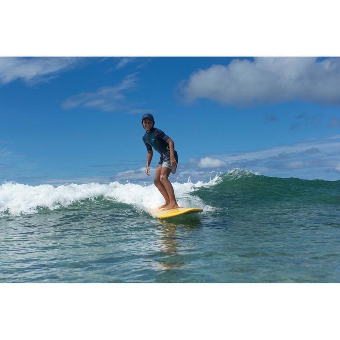 Planche de surf en mousse 100 7'. Livrée avec leash et ailerons. - 1338084