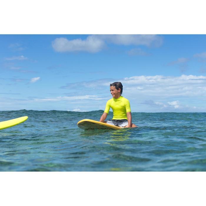 Planche de surf en mousse 100 7'. Livrée avec leash et ailerons. - 1338092