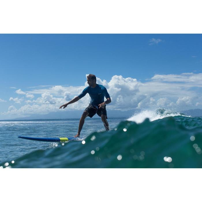 Boardshort largo hendaia negro