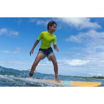 Tabla de surf de espuma 100 7'. Se entrega con leash y quillas.