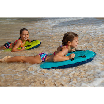 Bodyboard gonflable Discovery Kid bleu - 1338116