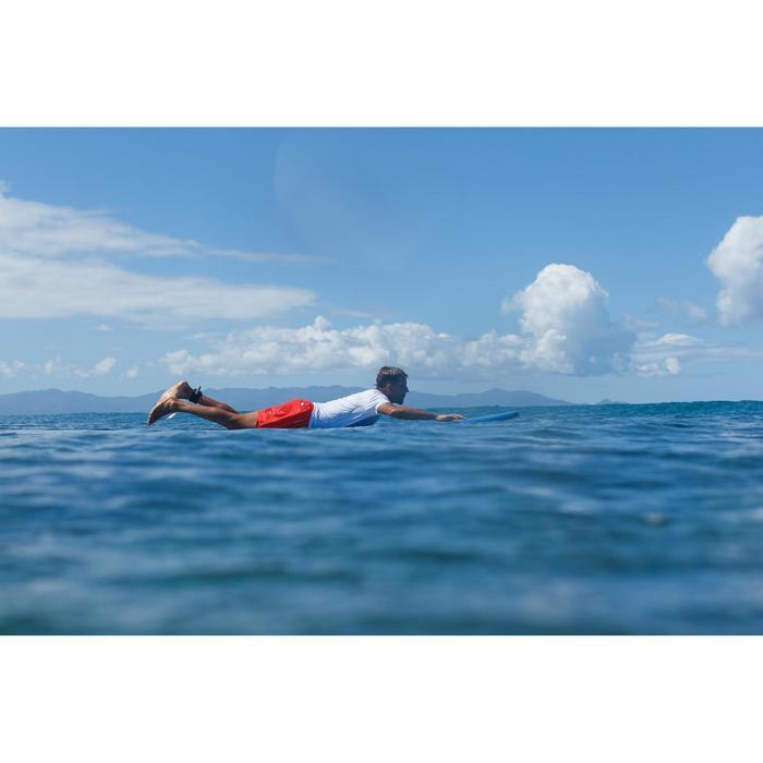 """Bañador Corto Surf Olaian Hendaia Hombre Rojo 16"""""""