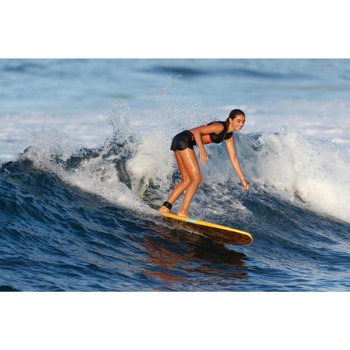 Planche de surf en mousse 100 7'. Livrée avec leash et ailerons. - 1338132