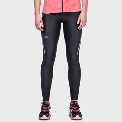 Run Dry + Women's Running Tights - Black