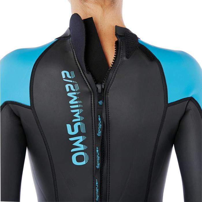 Combinaison de natation néoprène OWS500 2,5/2 mm femme eau tempérée - 1338210
