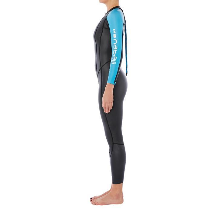Combinaison de natation néoprène OWS500 2,5/2 mm femme eau tempérée - 1338211