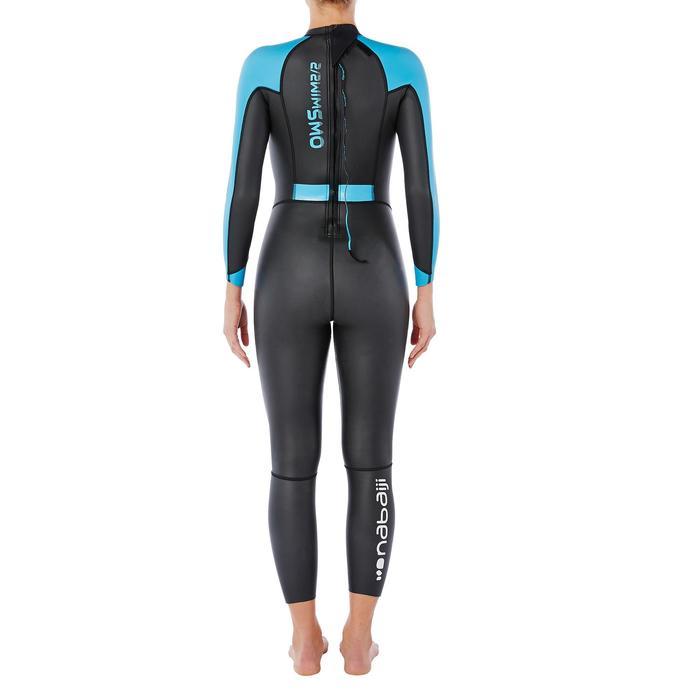 Combinaison de natation néoprène OWS500 2,5/2 mm femme eau tempérée - 1338214