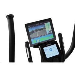 Bicicleta Elíptica Sensor Pulso Kettler Situs Cross 8.1