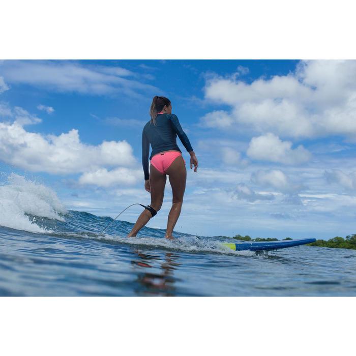 Bas de maillot de bain de surf femme nouée côté SOFY ORIGAMI - 1338379