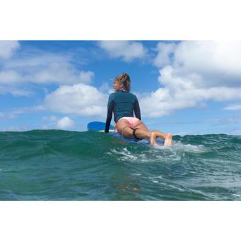 Bas de maillot de bain de surf femme nouée côté SOFY ORIGAMI - 1338395