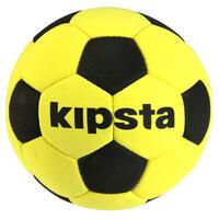 Iekštelpu filca futbola bumba— dzeltena