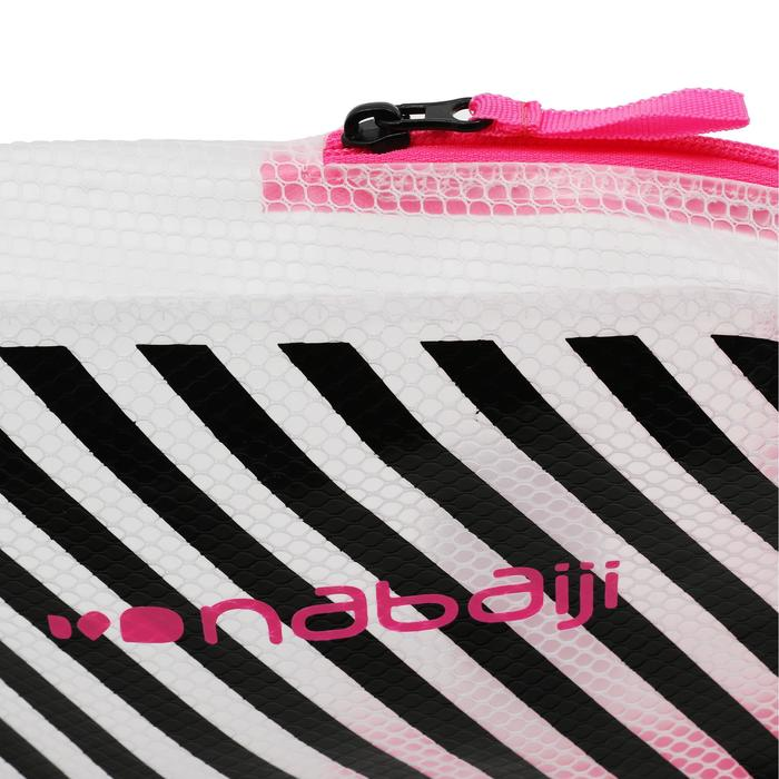 Waterproof Swim Pouch 3L- White Pink - 1338588