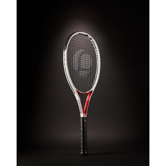 Raquette de tennis expert  TR 960 Précision  blanc rouge - 1338596